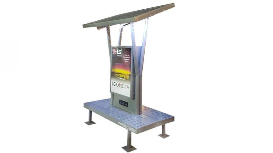 Solar Bench