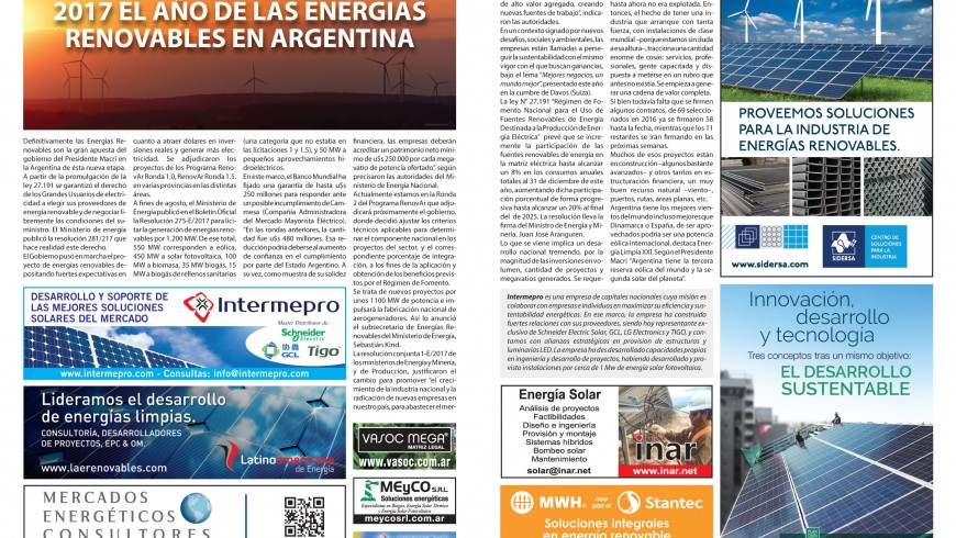 Intermepro featured in Pymes Magazine