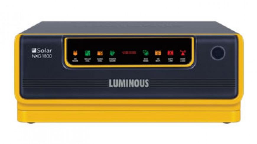Luminous Solar Home UPS