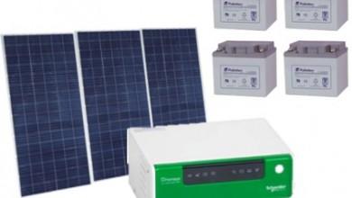 Autonomous Photovoltaic Energy 1.5Kw