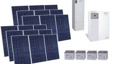 Autonomous Photovoltaic 4Kw