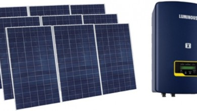 Grid tie Photovoltaic generator 10Kw