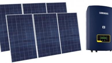 Grid tie Photovoltaic generator 1.6Kw