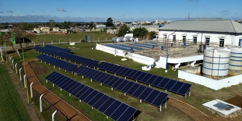 Intermepro unveils today the most important solar park in Entre Ríos