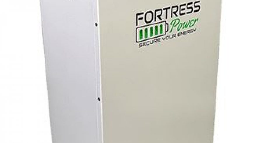 Battery LiFePO LFP 10 kWh – Fortress Power