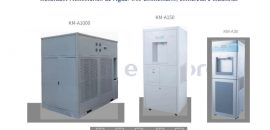AWG Atmospheric Water Generator