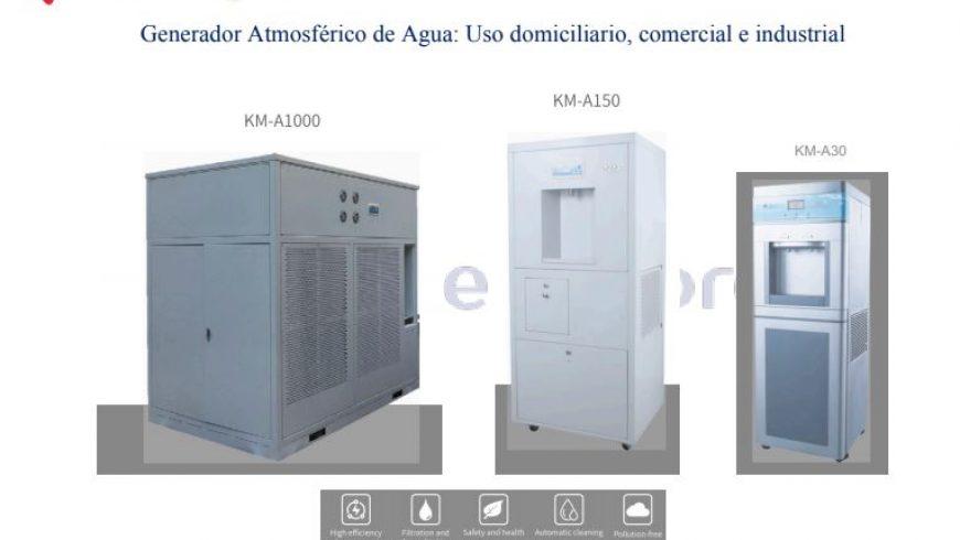 AWG Atmospheric Water Generator