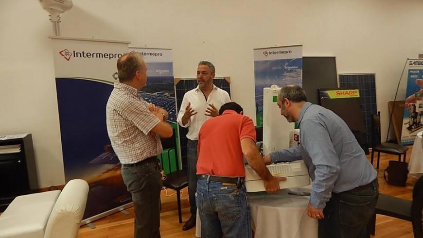 Estuvimos presente en la Expo Producción Renovable en Villaguay – Entre Ríos