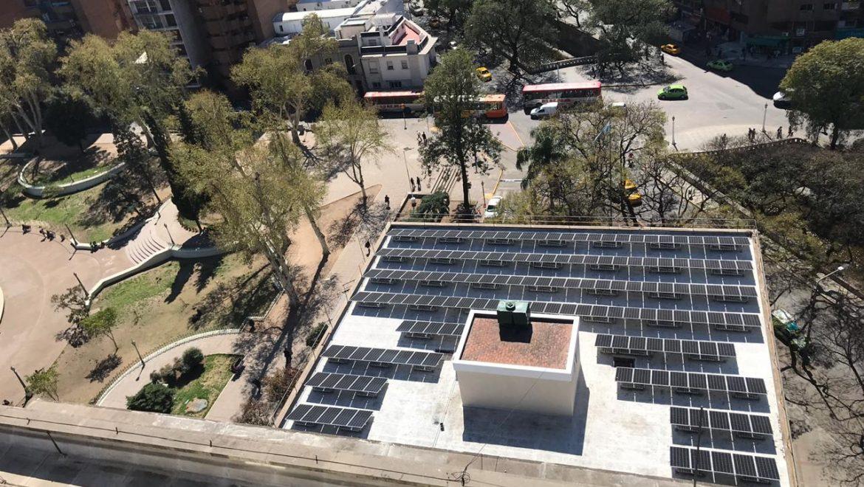 Instalación Municipalidad de Cordoba