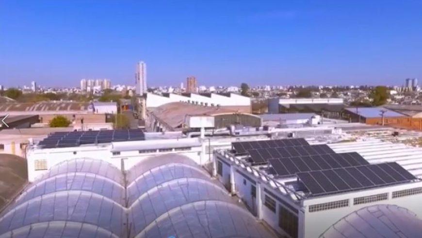 En Intermepro S.A seguimos renovando energía solar y sustentable!!