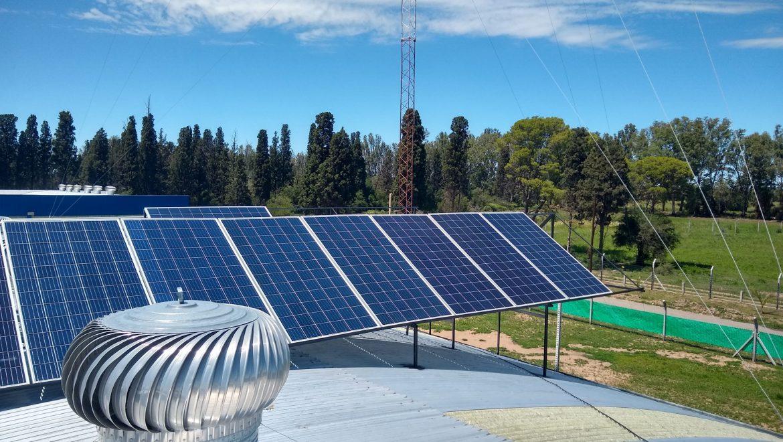 CORDOBA : Obra finalizada en TEXXUS Camino a la Carbonada – Km 6.5 – Ferreyra – Parque Industrial El Palmar – Galpon Num 1.