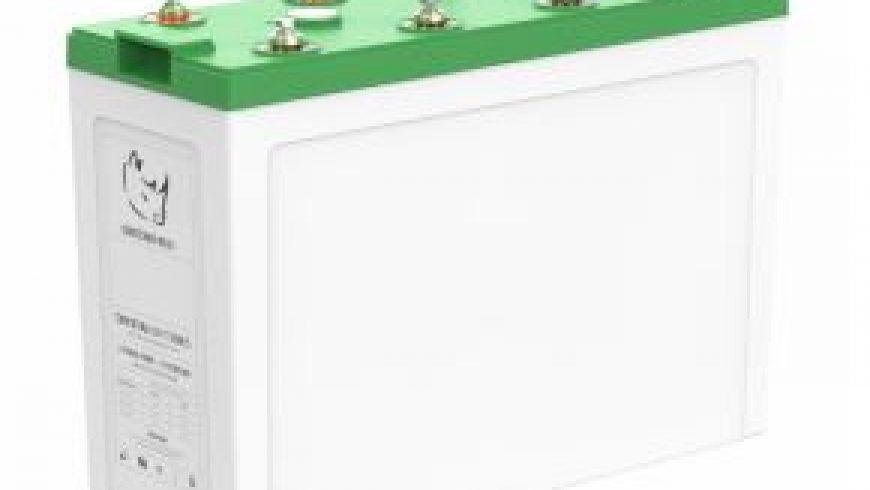 Batería Plomo Crystal GREEN RHINO de 2V